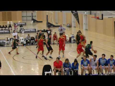 Waikato U19 QF v Waitakere