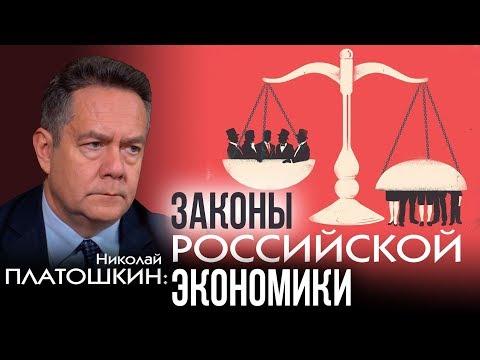 Николай Платошкин. Экономический