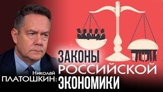 николай Платошкин. Экономический план Путина. Правительству выгодны низкие зарплаты населения