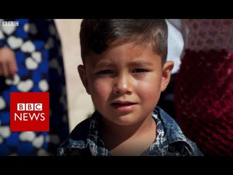 Idlib frontline: Sense of an ending for Syria's war - BBC News