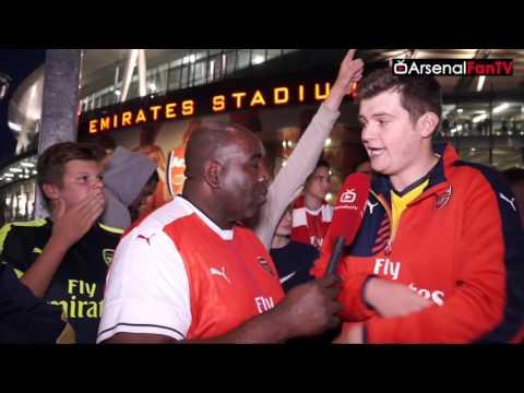 Arsenal vs Chelsea 3-0 | Mesut Ozil Is The Best Midfielder In The World!