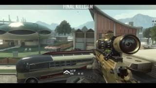 Learning how to trickshot on bo2 :P  (no yawspeed)