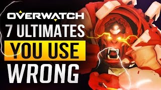 Top 7 Overwatch Ultimates You
