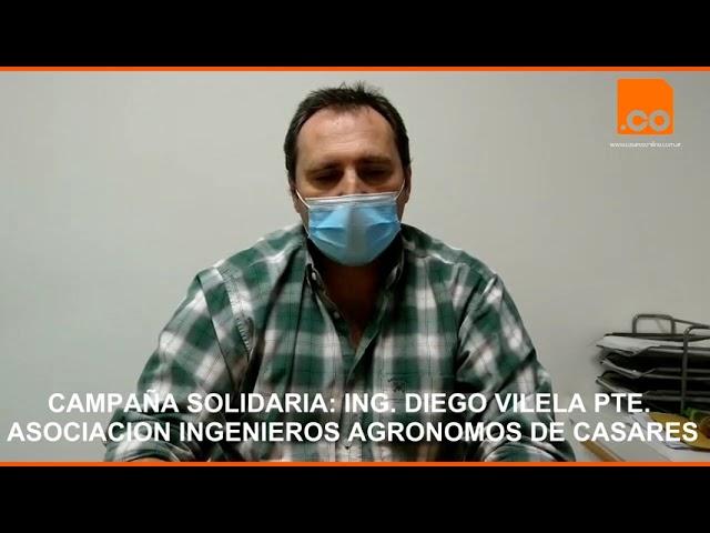 DIEGO VILELA CAMPAÑA SOLIDARIA 0