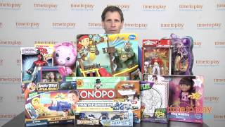 Win Barbie, Jake and the Neverland Pirates, Angry Birds Star Wars and more at #TimetoPlayLive