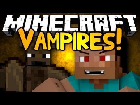 Minecraft | Vampirism | BECOME A VAMPIRE