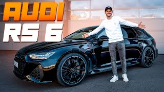 AUDI RS6 | 300km/h in Harry's neuem Auto! | Daniel Abt