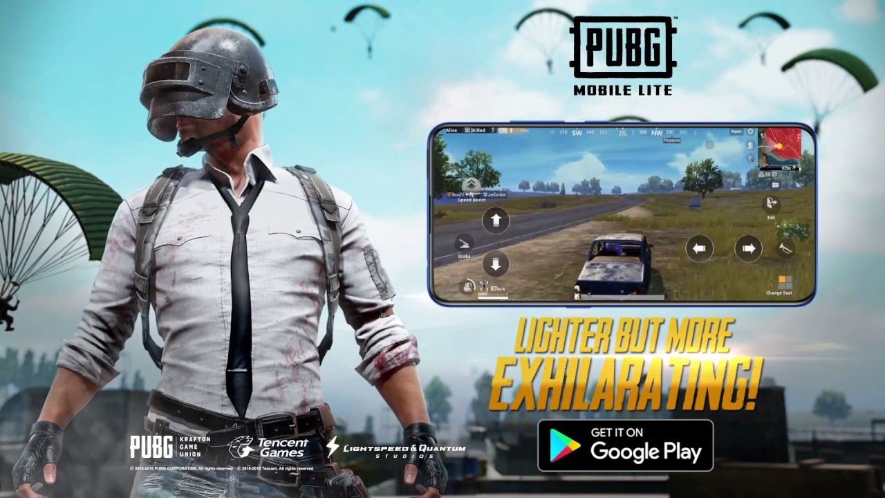 PUBG Mobile Lite | Fast Paced | Download Now