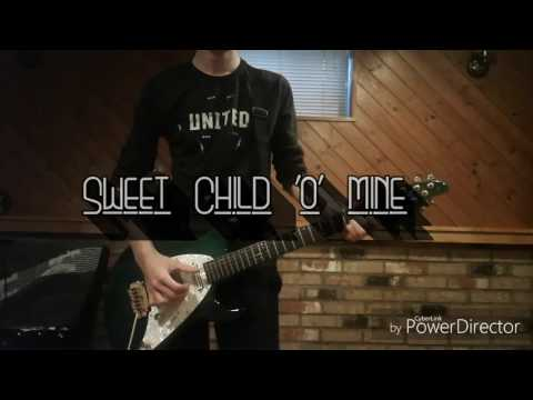 Sweet Child 'O' Mine Guitar Cover