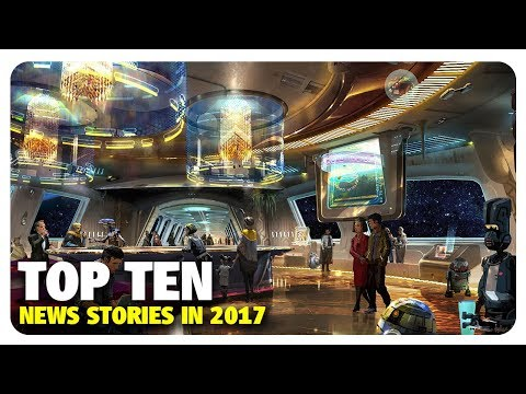 TOP 10 Disney News Stories of 2017 | Best and Worst | 12/27/17