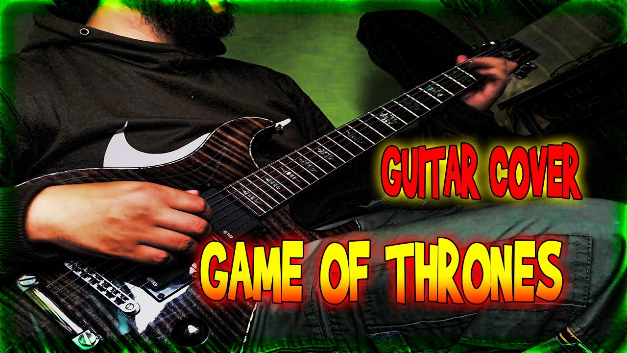 Game of Thrones - GUITAR COVER PETER PETERSON