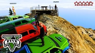 GTA 4x4 OFF-ROADING!!! - CUSTOM TRUCKS! GTA 5 -  Hanging With the Crew Grand Theft Auto 5(HikePlays - http://www.youtube.com/subscription_center?add_user=HikePlays ▻HikeTheGamer ..., 2014-02-09T23:48:12.000Z)