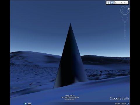 Sunken Ancient Alien City Found on Google Earth!
