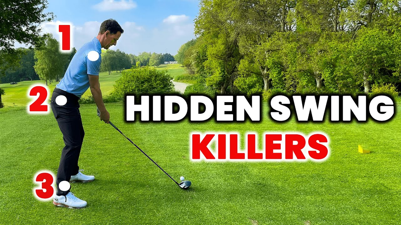 Download These 3 swing faults can RUIN your golf game  - but are EASY TO FIX