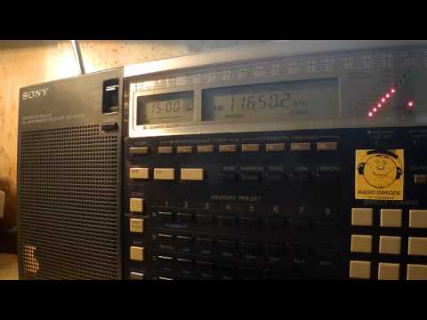 09 09 2016 FEBC Radio relay Radio Teos in Russian to CeAs 1500 on 11650 Bocaue