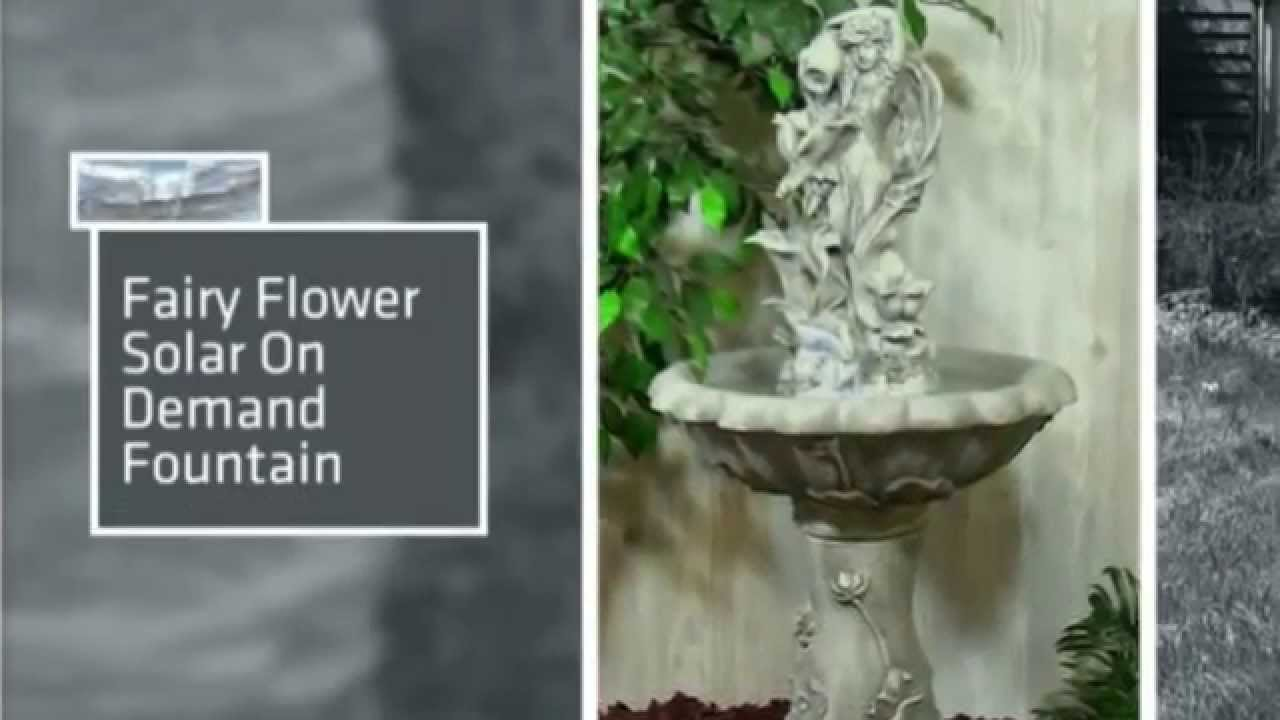 Resin And Fiberglass Water Fountain Youtube