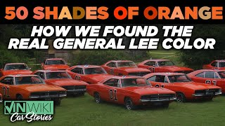 The NEVER BEFORE REVEALED secret of the General Lee