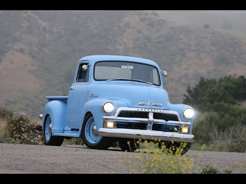 ICON Thriftmaster #9 1954 Chevrolet Pick Up
