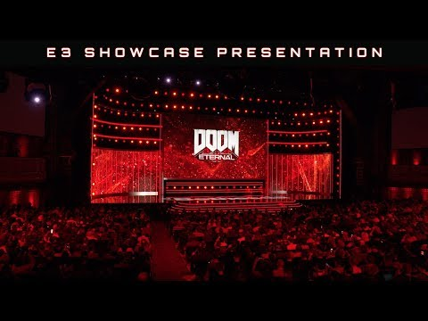 DOOM Eternal - Full E3 Showcase Presentation