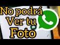 OCULTAR ÚLTIMA CONEXIÓN en Whatsapp y Ver la de los Demás ...