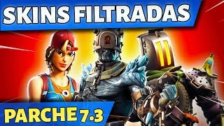 🔥 All Filtered Patch 7.30 - Nevada, New Skins, Peaks, Delta Wings Fortnite Season 7