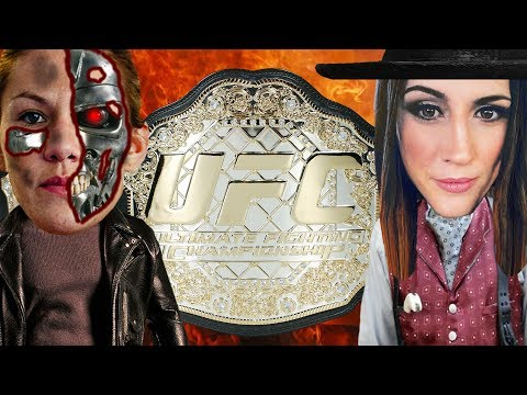 CYBORG VS ANDERSON FOR THE TITLE!!!