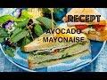 Zo maak je avocadomayonaise