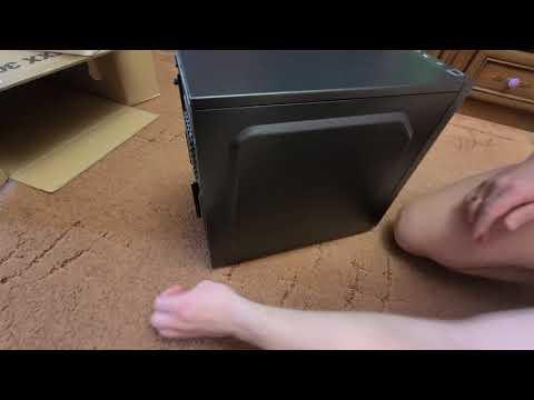 Корпус DeepCool Matrexx 30 SI Black