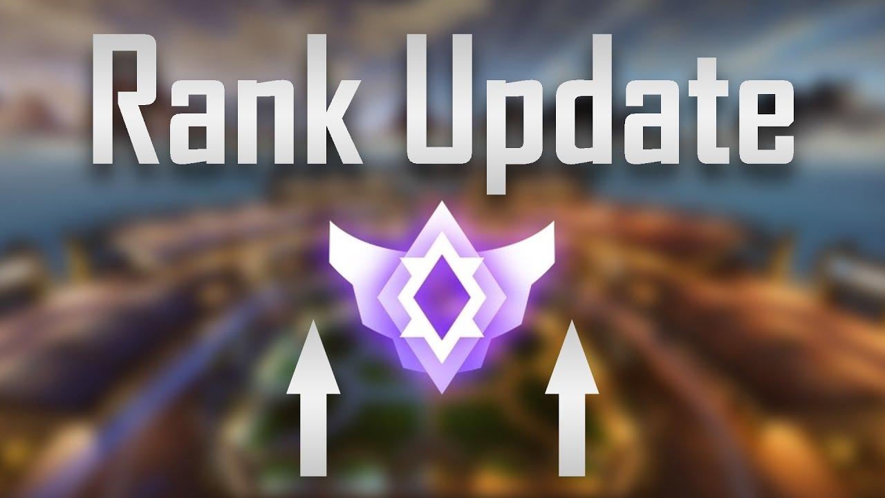 Rocket League Rank Update Explained & Pro Player Playlist ?