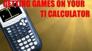 How to download Games onto your TI-84Plus/TI-84Plus Silver Edition