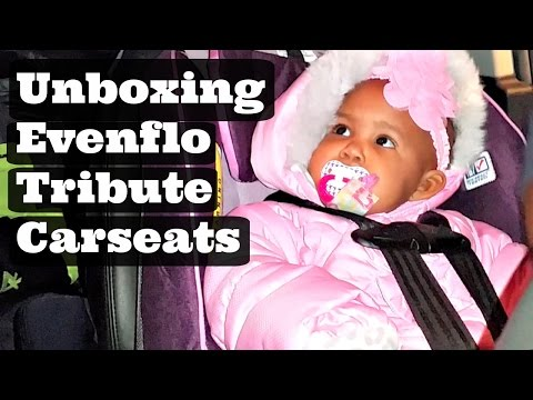 Evenflo Tribute Car Seat Review and Install