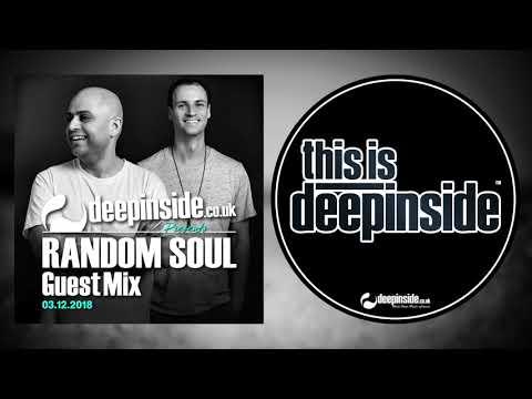 RANDOM SOUL Is On DEEPINSIDE (Exclusive Guest Mix)