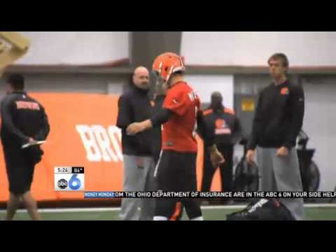JOHNNY FOOTBALL: Will Continue to Enjoy Time Off