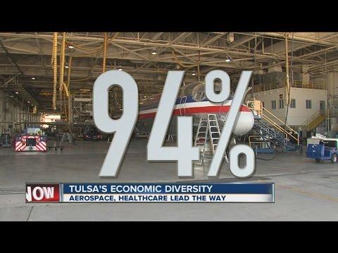 Tulsa Economic Diversity