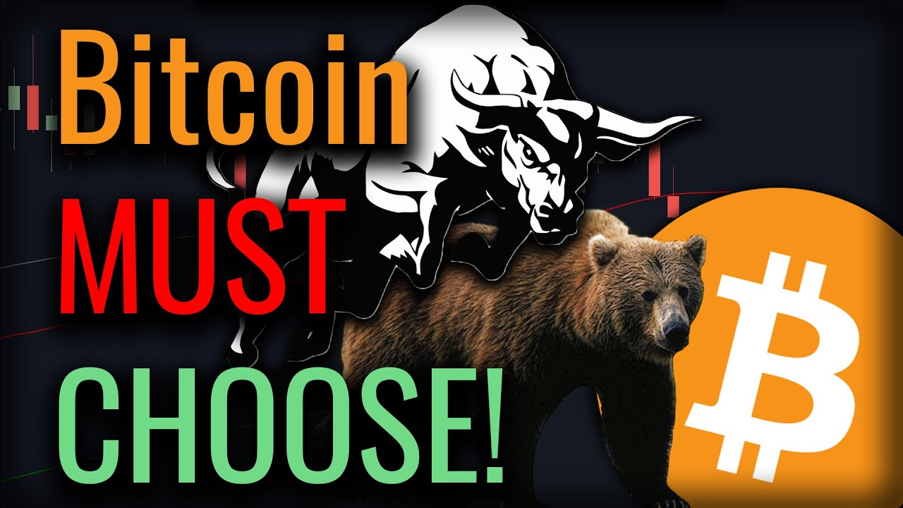 A Huge Decision Point Is Coming Up On Bitcoin - This Will Be Big! 2