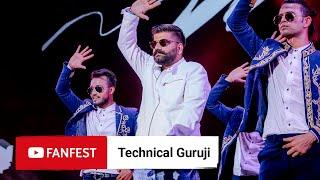 Technical Guruji @ YouTube FanFest Mumbai 2019