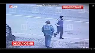 Взрыв в Грозном сегодня  9 мая 2016