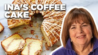 Incredible Sour Cream Coffee Cake with Ina Garten  Food Network