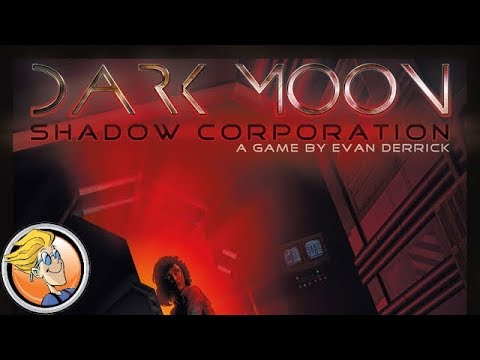 Dark Moon: Shadow Corporation — game preview at Gen Con 50