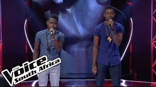 Gambar cover Blaque Harmony sings 'Loliwe' | The Blind Auditions | The Voice South Africa 2016