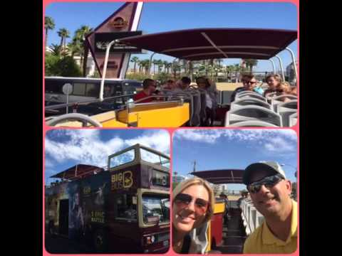 Big Bus Tour Las Vegas Transportation Option in Las Vegas