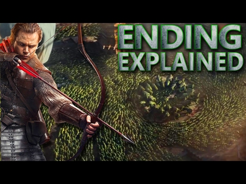 Thumbnail: The Great Wall Ending Explained Breakdown And Recap - WTF HAPPENED?