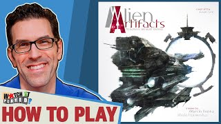 Alien Artifacts - How To Play