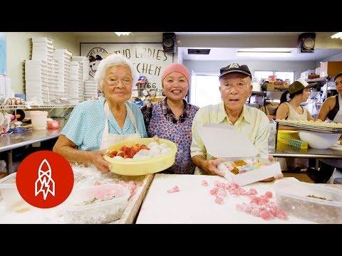 Taste Hawaii's Famous Mochi