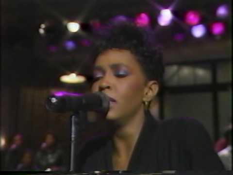 Anita Baker on David Brenner's Nightlife 1986