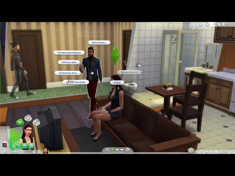 Sims 4 - GOLD DIGGER   PART 1