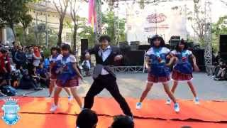 Perform HT-One48: Dance Cover Competition Japan Pop Culture 2015 @ ...
