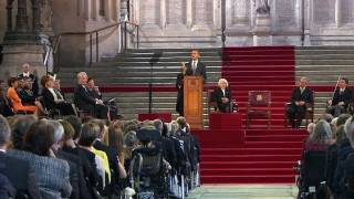 Repeat youtube video President Obama Addresses the British Parliament