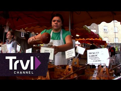 5 Global Food Markets - Travel Channel