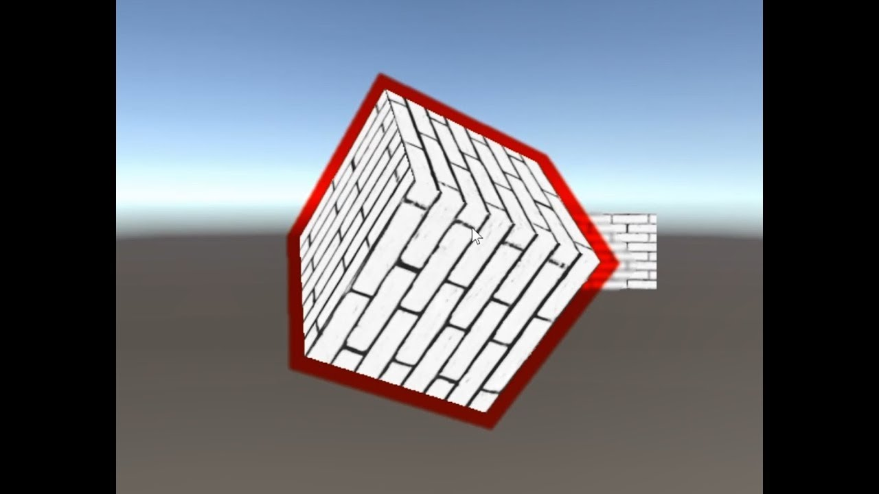 Unity Shader Tutorial (Object Outline)